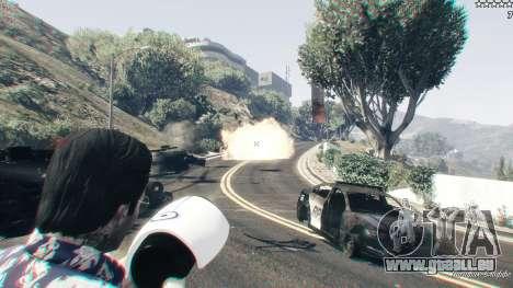 GTA 5 Cinematic Explosion FX 1.12a deuxième capture d'écran