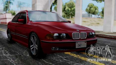 BMW M5 E39 SA Style für GTA San Andreas