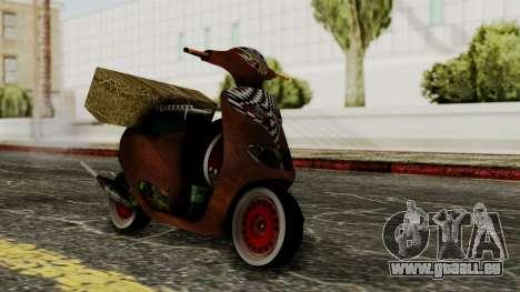 Zip SP Rat Style pour GTA San Andreas