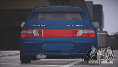 VAZ 2112-Qualität Artikel für GTA San Andreas rechten Ansicht
