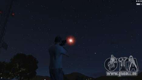 GTA 5 Laser Rocket Mod V5 fünfter Screenshot