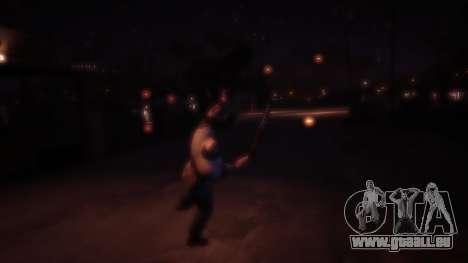GTA 5 Laser Rocket Mod V5 zweite Screenshot