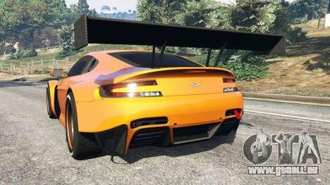 Aston Martin Vantage GT3 für GTA 5