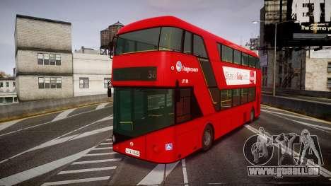 Wrightbus New Routemaster Stagecoach pour GTA 4