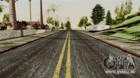 BlackRoads v1 LS Kenblock für GTA San Andreas zweiten Screenshot