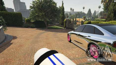 GTA 5 Lazer Team Cannon vierten Screenshot