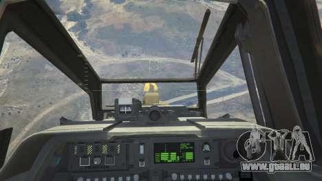 GTA 5 AH-64D Longbow Apache sechster Screenshot