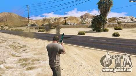 GTA 5 Erhöhte Auswirkungen hat dritten Screenshot