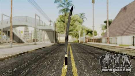 Le vérificateur de pour GTA San Andreas deuxième écran