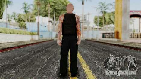 Alice Baker Old Member without Glasses für GTA San Andreas zweiten Screenshot