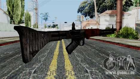 FG-42 from Battlefield 1942 für GTA San Andreas zweiten Screenshot