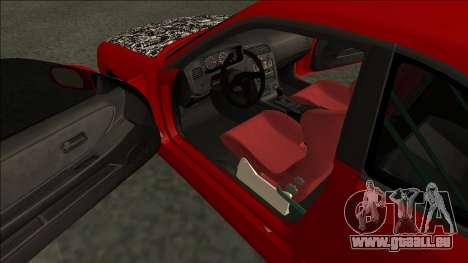 Nissan Skyline R33 Fairlady für GTA San Andreas rechten Ansicht