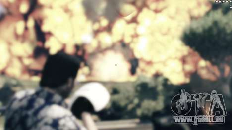GTA 5 Cinematic Explosion FX 1.12a Siebter Screenshot