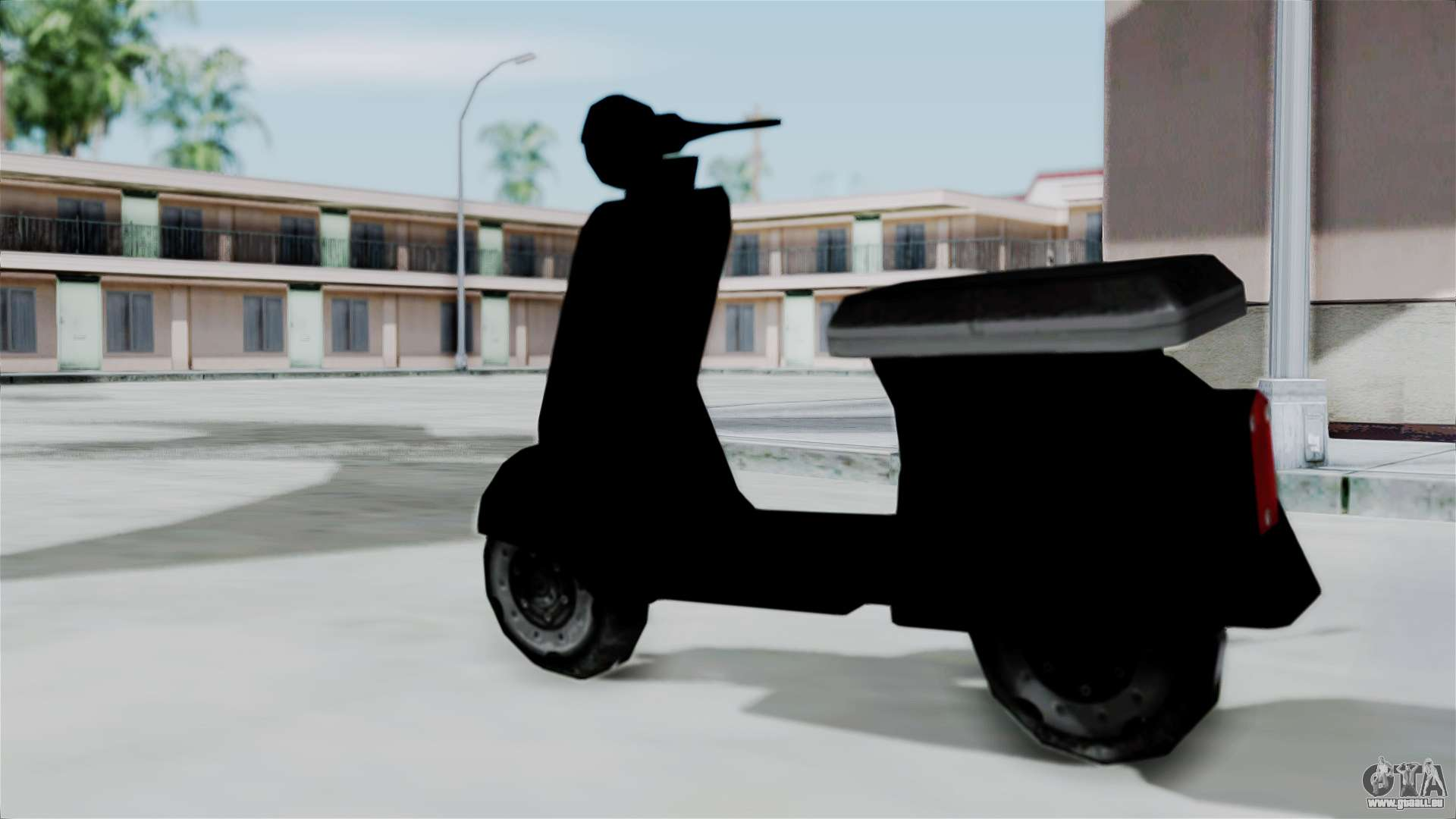 scooter from bully f r gta san andreas. Black Bedroom Furniture Sets. Home Design Ideas