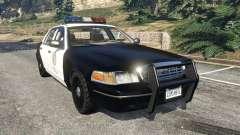 Ford Crown Victoria 1999 Police v1.0