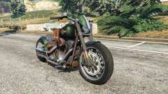 Harley-Davidson Fat Boy Lo Racing Bobber v1.1
