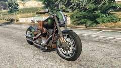 Harley-Davidson Fat Boy Lo Racing Bobber v1.1