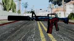 M4A1-S Hyper Beast pour GTA San Andreas