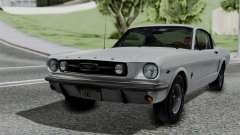 Ford Mustang Fastback 289 1966