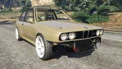 BMW M3 (E30) 1991 Drift Edition v1.0
