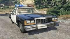 Ford LTD Crown Victoria 1987 LSPD