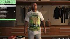 Franklin Hip-Hop T-Shirts