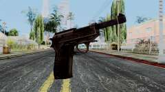 Walther P38 from Battlefield 1942