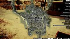 Sat-Karte 4K