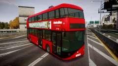 Wrightbus New Routemaster Metroline pour GTA 4