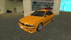 1999 BMW 530d E39 Taxi