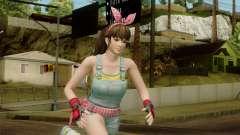 Dead Or Alive 5 Hitomi Overalls