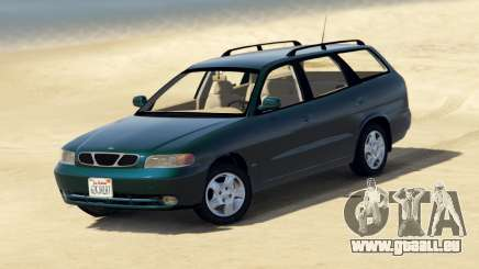 Daewoo Nubira Wagon je NOUS 1999 - version FINALE pour GTA 5