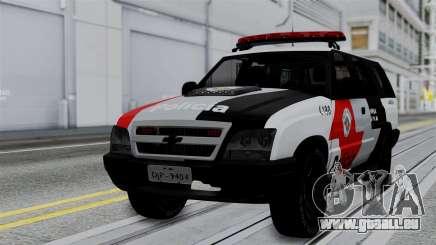 Chevrolet Blazer 2010 für GTA San Andreas