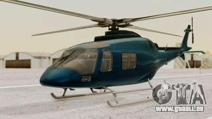 AW-119 Koala für GTA San Andreas