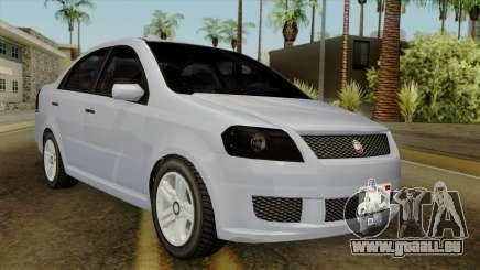 GTA 5 Asea DeClasse v2 IVF pour GTA San Andreas