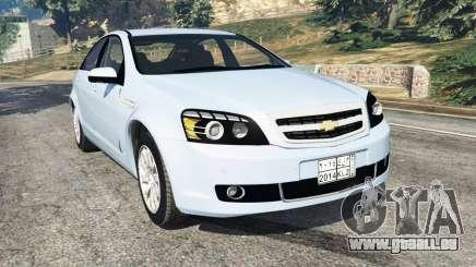 Chevrolet Caprice LS 2014 pour GTA 5