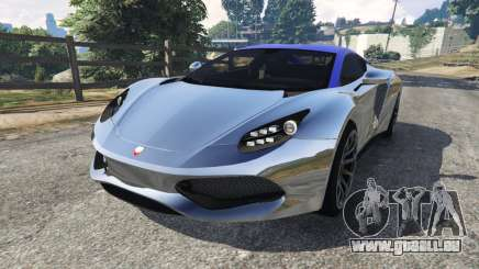 Arrinera Hussarya v1.0 pour GTA 5