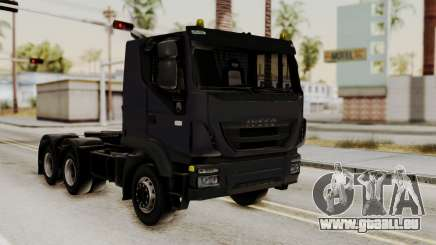 Volvo Truck from ETS 2 pour GTA San Andreas