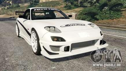 Mazda RX-7 C-West v0.3 pour GTA 5