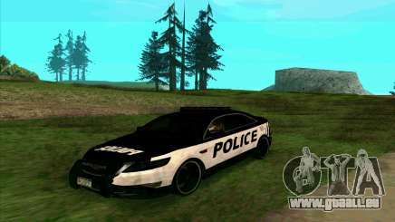 Federal Police Ford Taurus HSO pour GTA San Andreas