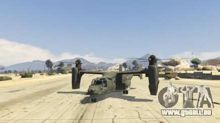CV-22B Osprey (VTOL) pour GTA 5