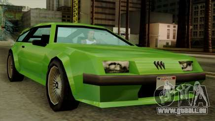 Deluxo from Vice City Stories pour GTA San Andreas