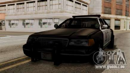 Ford Crown Victoria LP v2 LSPD für GTA San Andreas