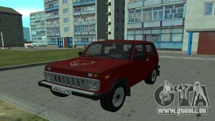 VAZ Niva 21213 für GTA San Andreas