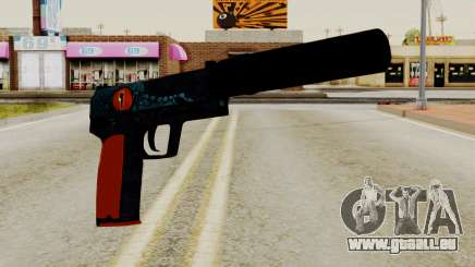 USP-S Caiman pour GTA San Andreas
