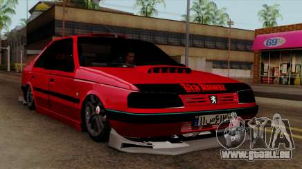 Peugeot 405 Full Sport für GTA San Andreas