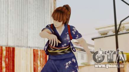 DOA 5 Kasumi Kimono pour GTA San Andreas