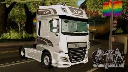 DAF XF Euro 6 SSC pour GTA San Andreas