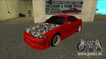 Nissan Skyline R33 Fairlady für GTA San Andreas