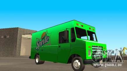 Boxville Sprite pour GTA San Andreas